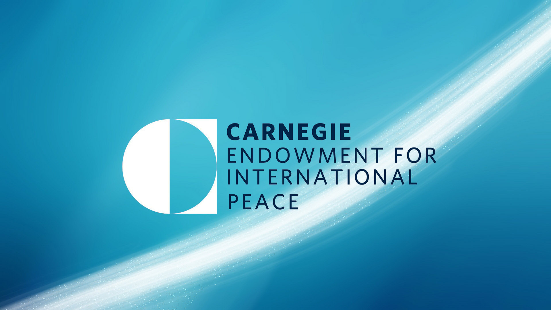 Carnegie Endowment for International Peace